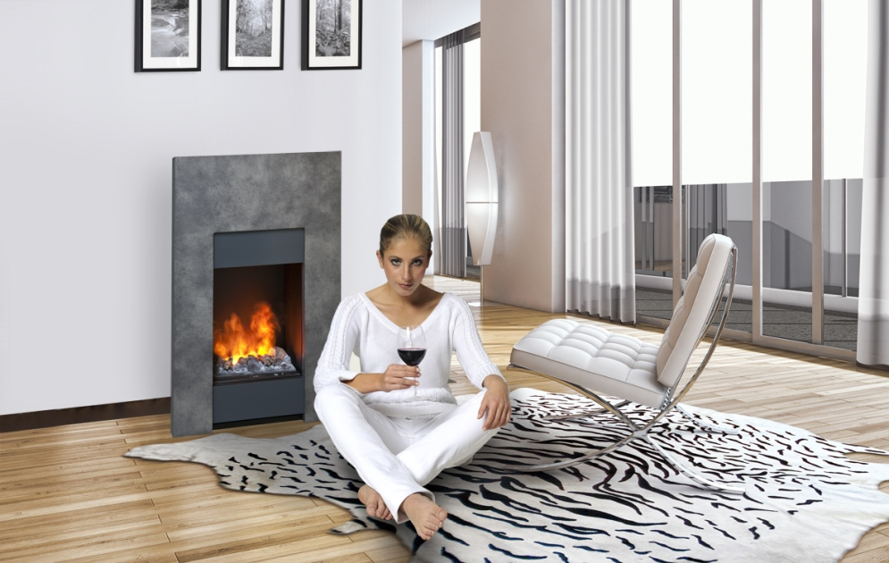 elektro und deko kamin geniessen sie die einmalige kaminatmosph re elektrokamine und ethanol. Black Bedroom Furniture Sets. Home Design Ideas
