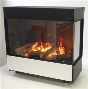 elektrokamin premium p18 3s de luxe mit 3d wasserdampftechnik. Black Bedroom Furniture Sets. Home Design Ideas