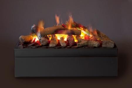 elektrokamineinsatz e2840 oh de luxe m. Black Bedroom Furniture Sets. Home Design Ideas
