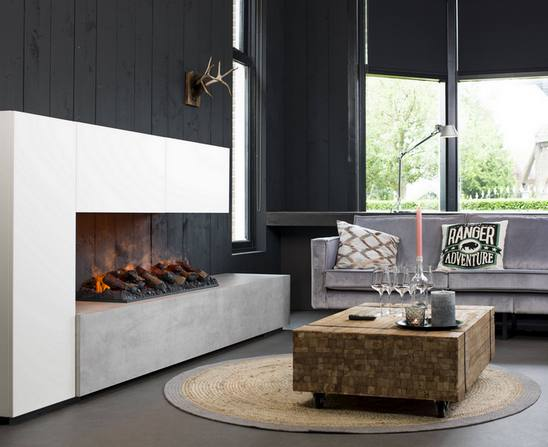 elektrokamineinsatz e2850 oh de luxe s mit holzimitaten manuelle bef llung cassette 500. Black Bedroom Furniture Sets. Home Design Ideas