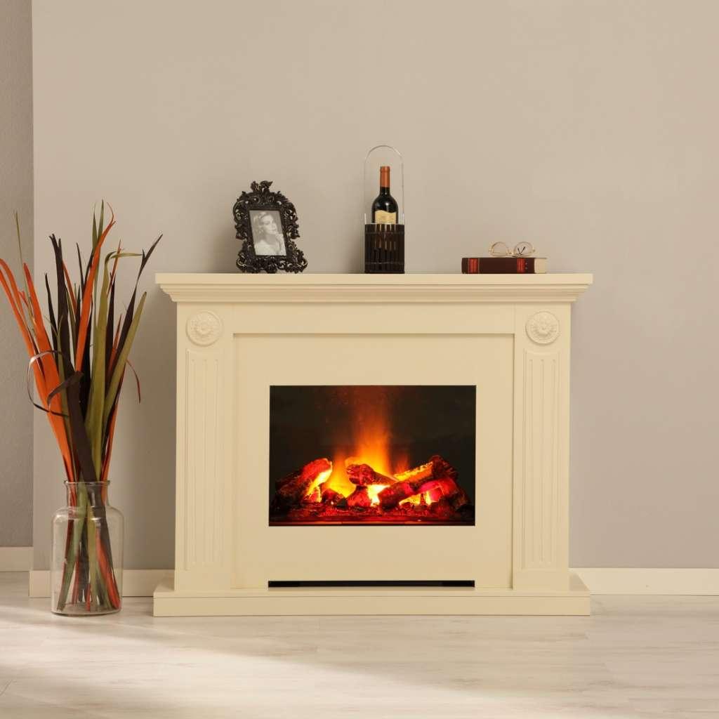 elektrokamin global de luxe 24 mit tollem flammenspiel. Black Bedroom Furniture Sets. Home Design Ideas