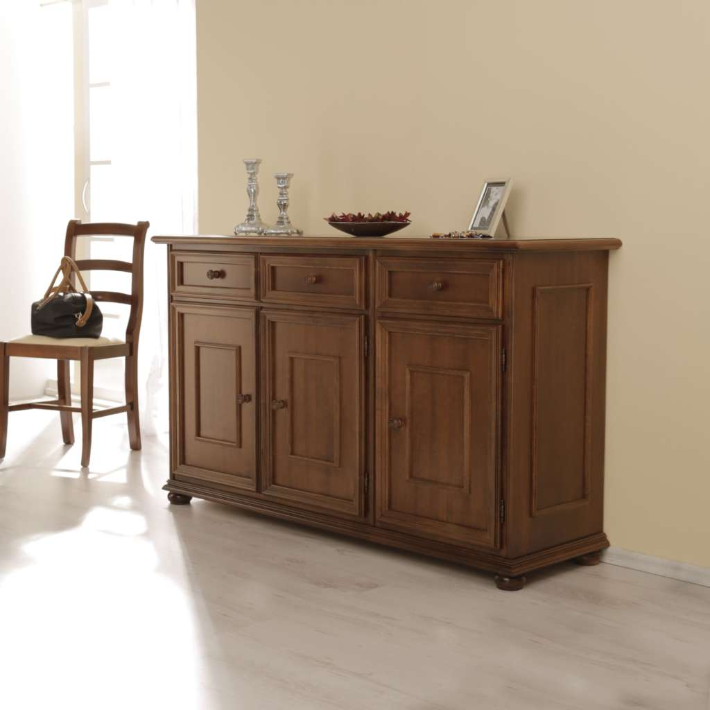 garvens m bel sideboard verona ii nu baum albero anrichte kommode elektrokamine und. Black Bedroom Furniture Sets. Home Design Ideas